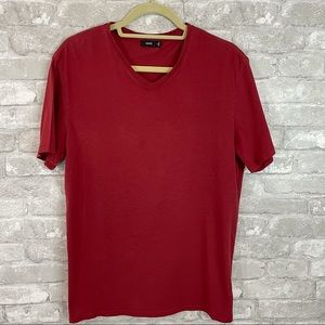 Vince Relaxed Fit Short Sleeve Tee